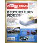 Quatro Rodas Jul 98 Ranger S10 Blazer Peugeot Siena Porsche