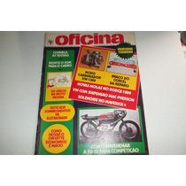 Revista Oficina Nº 20 Nov/dez 1975 Envenenar A Moto Som Auto