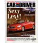 Car And Driver Fev/2001 Lexus Sc430 Mazda Mx-5 Miata Wrx