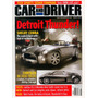 Car And Driver Mar/2004 Shelby Cobra Gt Cadillac Cts-v Sl600
