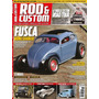 Rod & Custom Nº26 Fusca F100 Road Tour Tudor Roadster Belair