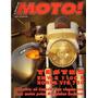 Moto! N°8 Bmw R 1100r Honda Vfr 750 Xv 250 Virago Brandy 50