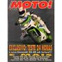 Moto! N°7 Kawasaki Zx-6r Tdm 850 Honda Cub Ez 50 Triumph 900