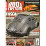 Revista Rod & Custom Nº22 (fusca Maverick V8 Marta Rocha)
