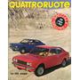 Quattroruote N°191 Nov/1971 Fiat 128 Coupé Speciale Salone