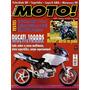 Moto! N°102 Ducati 1000ds Ktm 640 Hd Softail Bmw R 1100 S