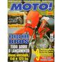 Moto! N°97 Honda Nxr Bros 150 125 Hornet Yamaha 650 Drag