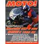 Moto! N°30 Suzuki Gsx-r 600 Bmw K 1200 Rs Scooter Cab 100