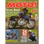 Moto! N°77 Honda Cbx 250 Twister Ducati Monster S4 Triumph