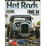 Hot Rods Nº36 Ford 1934 1929 Corvette Karmann Ghia Hudson