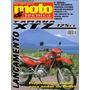 Moto & Técnica N°68 Yamaha Xtz 125 Yz 250 Suzuki Freewind