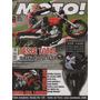 Moto! N°130 Honda Biz 125 Cbr Yamaha Ys 250 Fazer Zzr 1400