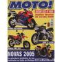 Moto! N°118 Suzuki Gsx-r 1000 Honda Cbr 600rr Fmx 650 Bmw K