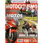 Motociclismo 10 * Yzf R6 * Bmw R 1100 S * Zx-9r * Gsx-r 1100