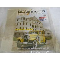 Revista Clássicos Automotivos - Uma Paixão Sem Limites!