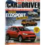 Car And Driver 43 * Ecosport * Etios * Vera Cruz * Cr-v