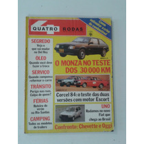 Revista 4 Rodas Outubro 1983 Nº 279