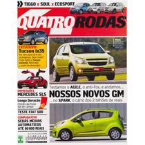 Automóveis: Revista Quatro Rodas - Nº. 596 / Outubro 2009