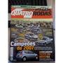 Revista 4 Rodas #573 Dez-2007 Campeões De 2007 Ford Ka Siena