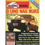 Revista Quatro Rodas Nº289 (uno, Fusca 1600, Pampa, Saveiro)