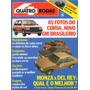 Revista Quatro Rodas Nº282 (monza, Del Rey, Escort Sr/jps)