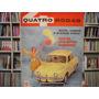 Revista Quatro Rodas Nº15 - Ano 2 Outubro 1961 - Raríssima