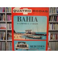 Revista Quatro Rodas Nº41 - Ano 4 Dezembro 1963 - Raríssima!