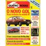 Revista Quatro Rodas Nº321 (gol, Monza S/r, Del Rey Ghia)