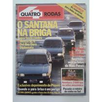Revista 4 Rodas Julho 1984 Nº 288