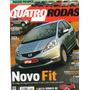 Quatro Rodas Nº575 Fit Stilo Dualogic Ranger S10 Mahindra