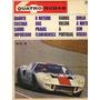 Quatro Rodas Nº78 Janeiro 1967 Ford Gt 40