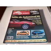 Revista Quatro Rodas - Salão Do Automóvel 96