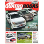 Quatro Rodas Nº632 Ranger S10 Amarok Etios Spin Focus St V40