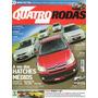 Quatro Rodas Nº589 Punto T-jet C4 I30 Focus Stilo Golf Civic