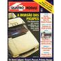 Quatro Rodas Nº332 Março 1988 Gol Del Rey Elba D-20 Pick-up