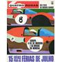 Quatro Rodas Nº107 Junho 1969 Itamaraty Dodge Dart Elgar