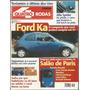 Quatro Rodas 436 Ford Ka Pathfinder Land Rover Boxter Alfa S