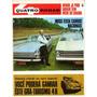 Quatro Rodas Nº102 Janeiro 1969 Galaxie Chrysler Esplanada