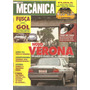 Revista Oficina Mecânica Ano 8 - Numero 86 - Novo Verona