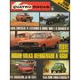 Quatro Rodas Nº159 Outubro 1973 Dodge 1800 Charger R/t Fusca