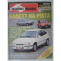Revista 4 Rodas Abril 1989 Nº 345