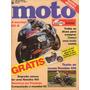 Quatro Rodas Moto N°260a Honda Cb 400 Ii 125 Cg Ml 180 Tani