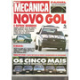 Revista Oficina Mecânica Ano 9 - Numero 92 - Novo Gol