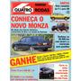 Quatro Rodas Nº355 Fevereiro 1990 Monza 500ef Uno 1.6r Jeep