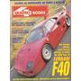 Revista Quatro Rodas Ano 33 - Número 388 - Novembro De 1992