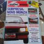 Quatro Rodas # 298 Ano Xxv Novo Monza Perua Santana Rolls Ro