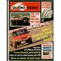 4rodas N.327 Out 87 - Gol Gts, Monza, Chevette, Gurgel 280
