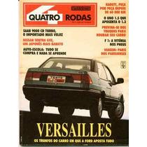 4rodas N.372 Jul 91 - Lada, Nissan Sentra, Kadett Sle, Uno