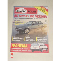 * Revista Quatro Rodas - N. 12 - Dez. De 1989 *
