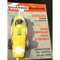 Revistas Quatro Rodas Antigas Mais Corridas Para O Brasil